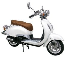 Tamoretti retro scooter